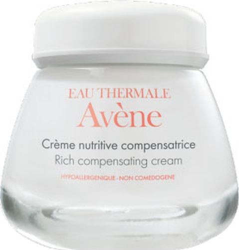Avene Питательный компенсирующий крем для лица Sensibles 50 мл avene питательный компенсирующий крем 50 мл