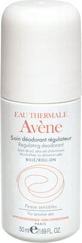 Avene Регулирующий роликовый дезодорант Sensibles 50 мл day control ecocert роликовый дезодорант для чувствительной кожи