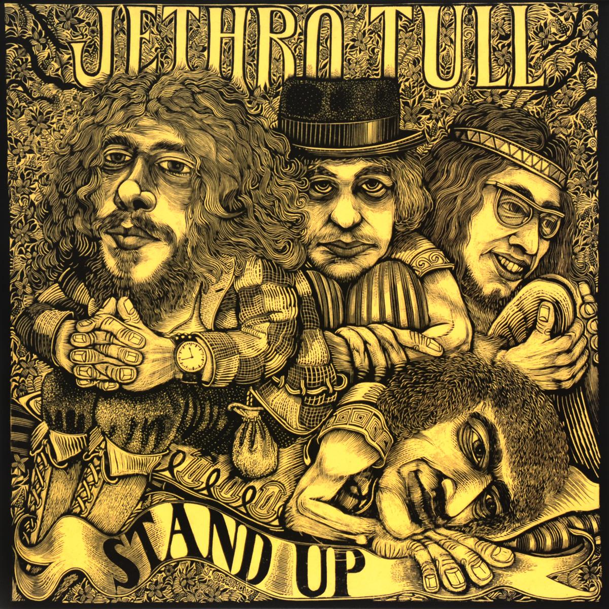 Jethro Tull Jethro Tull. Stand Up (LP) jethro tull jethro tull live at carnegie hall 1970 2 lp