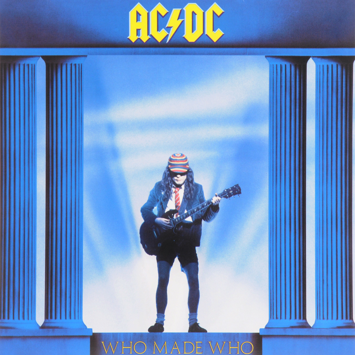 AC/DC AC/DC. Who Made Who (LP) ac dc ac dc who made who