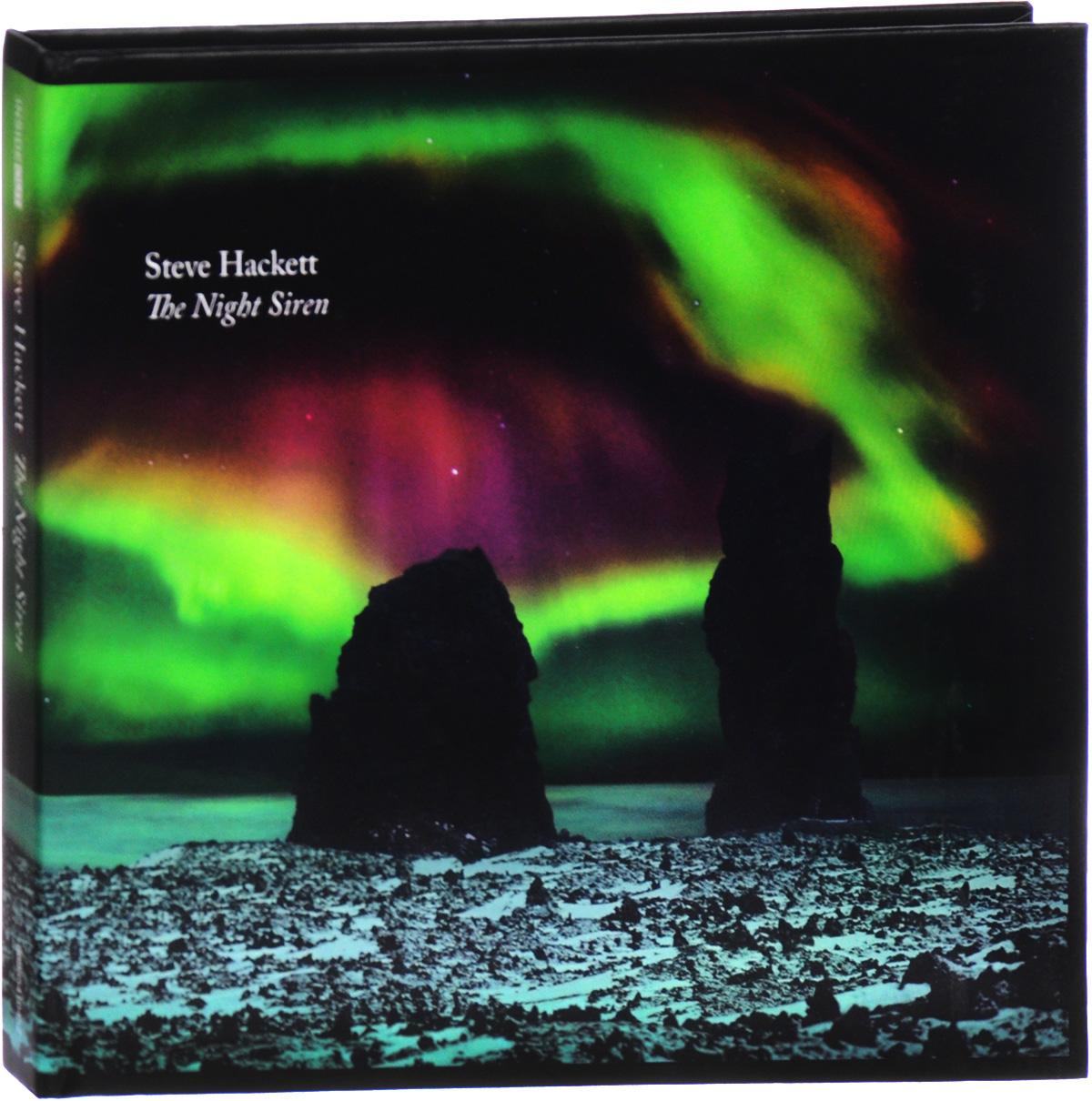 Стив Хэкетт Steve Hackett. The Night Siren (CD + Blu-ray) the beatles 1 2 blu ray cd