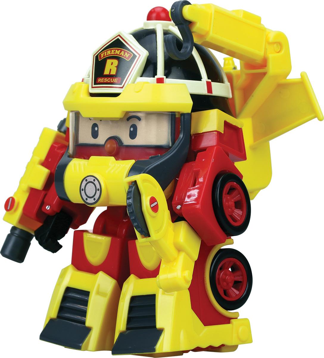 Robocar Poli Трансформер Рой Пожарный