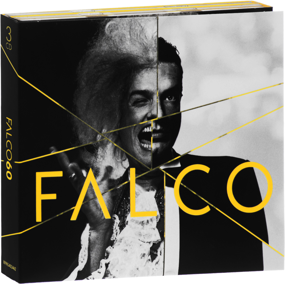 лучшая цена Falco Falco. Falco 60. Premium Edition (3 CD)