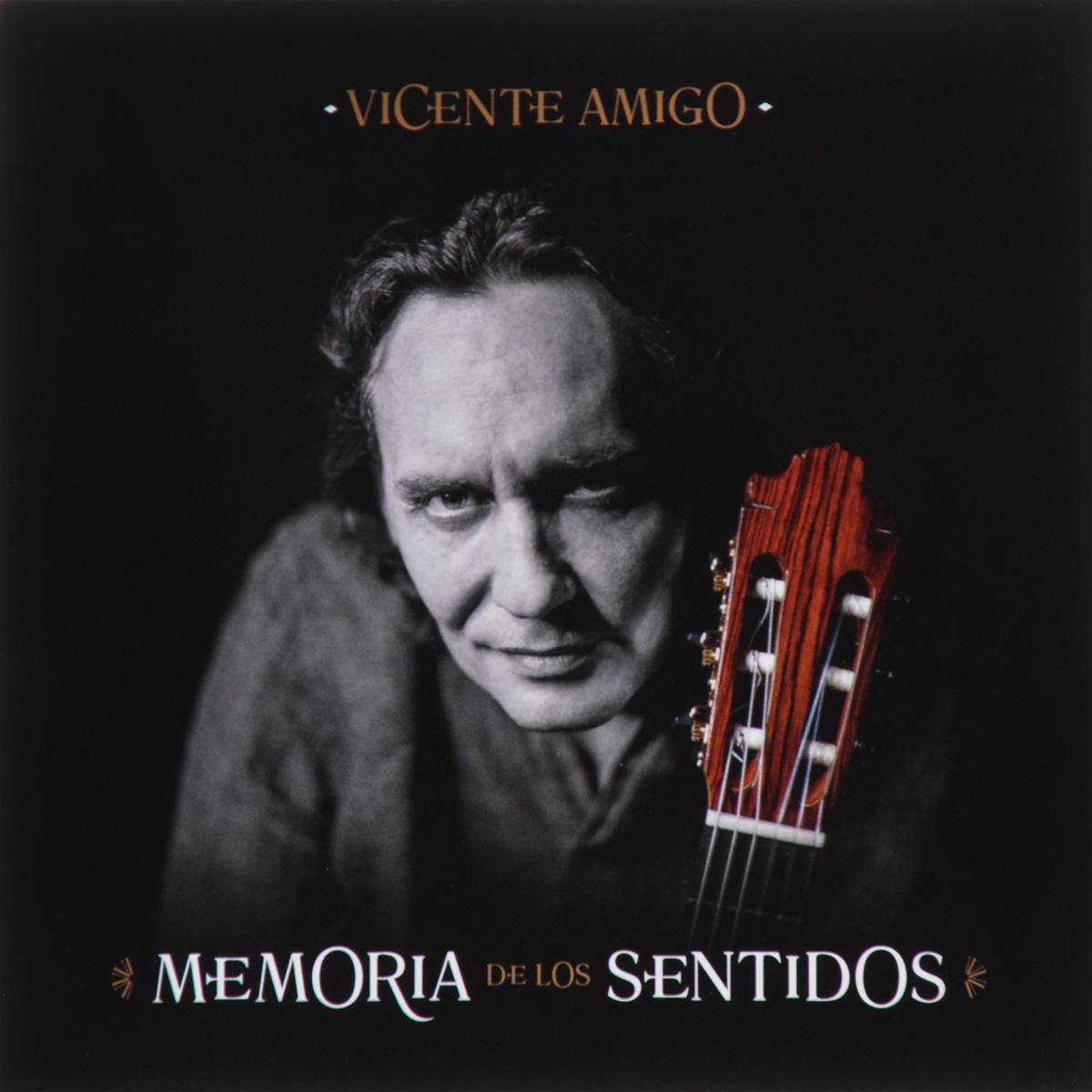 Висент Амиго Vicente Amigo. Memoria De Los Sentidos vic watts mi sentidos de alma