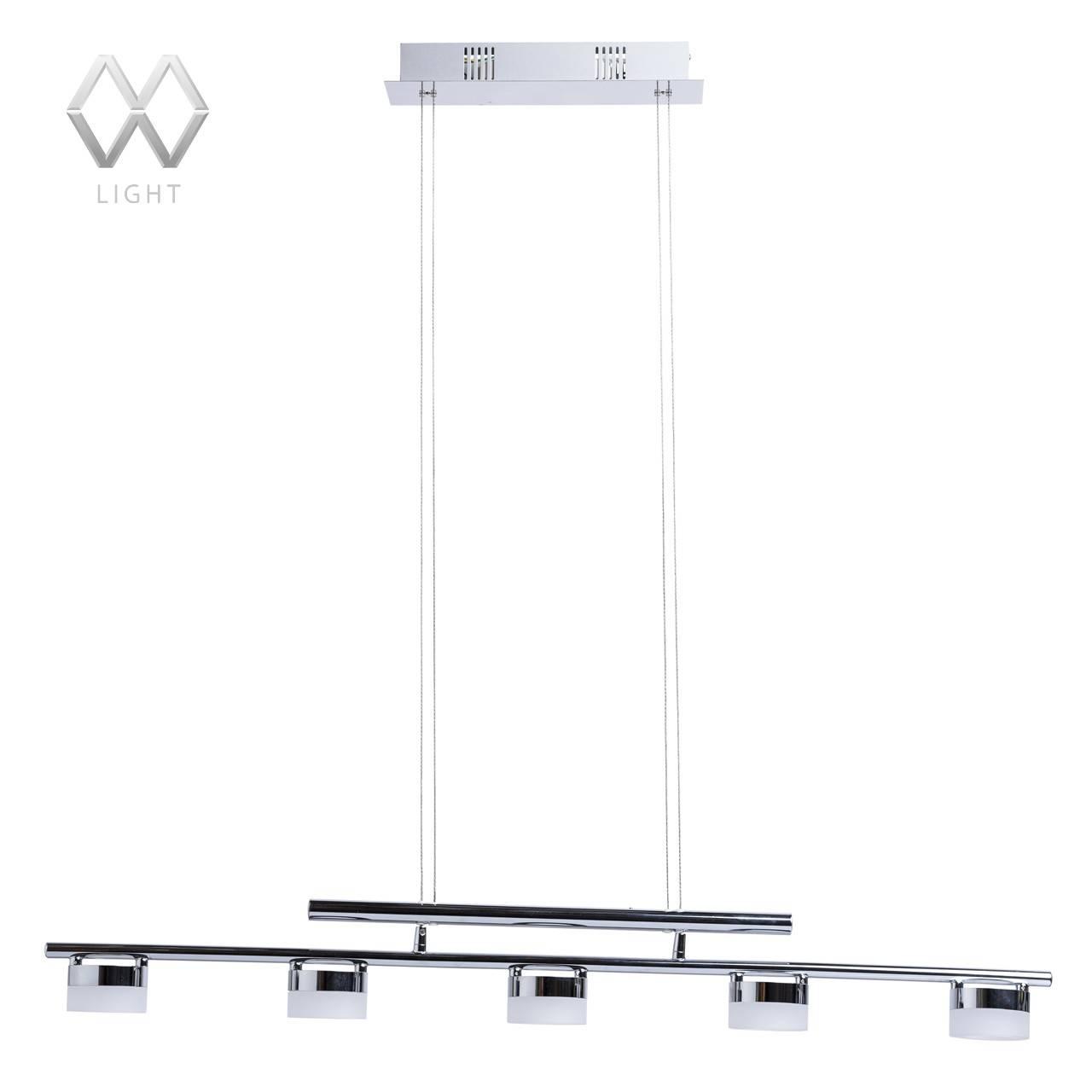Подвесной светильник MW-Light, LED, 28 Вт валик с ручкой фактурный pqtools ландшафт резина 180мм