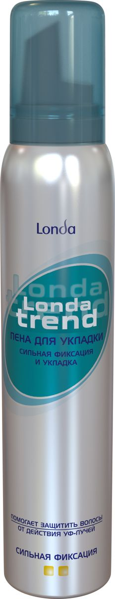 Londatrend Пена для укладки волос Сильная фиксация 200 мл