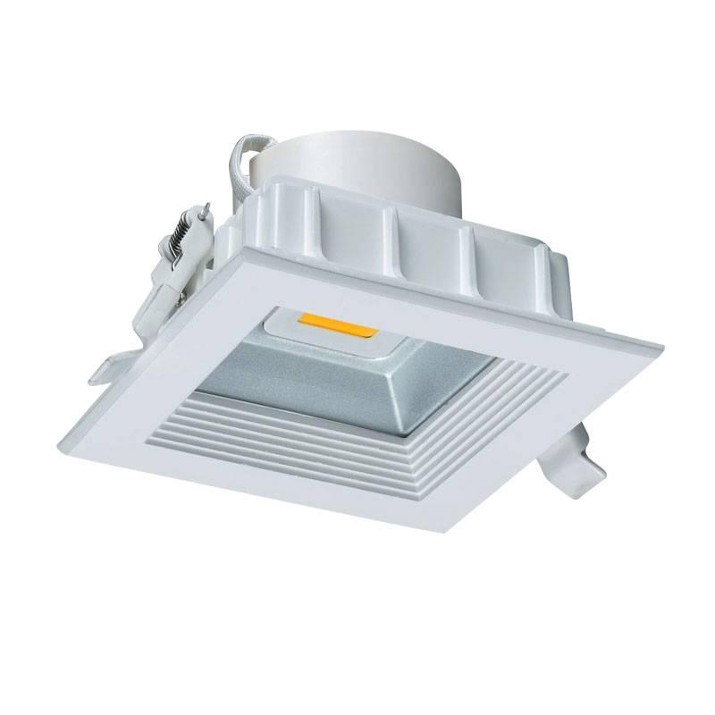Встраиваемый светильник Uniel, LED, 8 Вт uniel uniel utv 41y