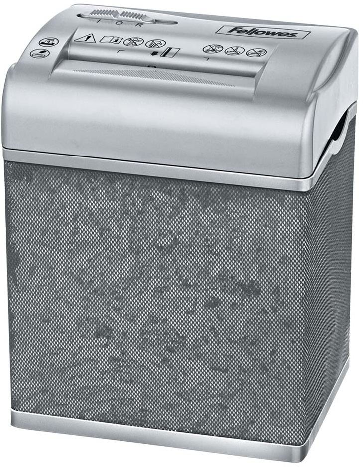 все цены на Шредер Fellowes Powershred Shredmate, Silver онлайн