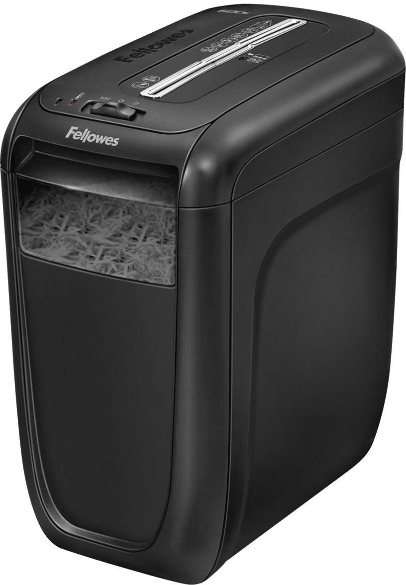цена Fellowes Powershred 60Cs, Black шредер в интернет-магазинах