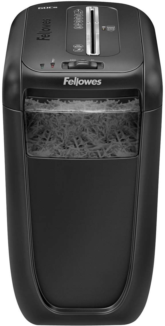 Fellowes Powershred 60Cs, Blackшредер Fellowes