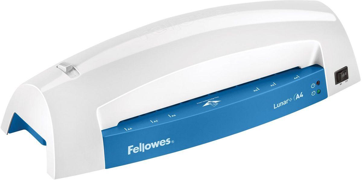 Ламинатор бумаги Fellowes Lunar+ A4, Grey Blue Fellowes