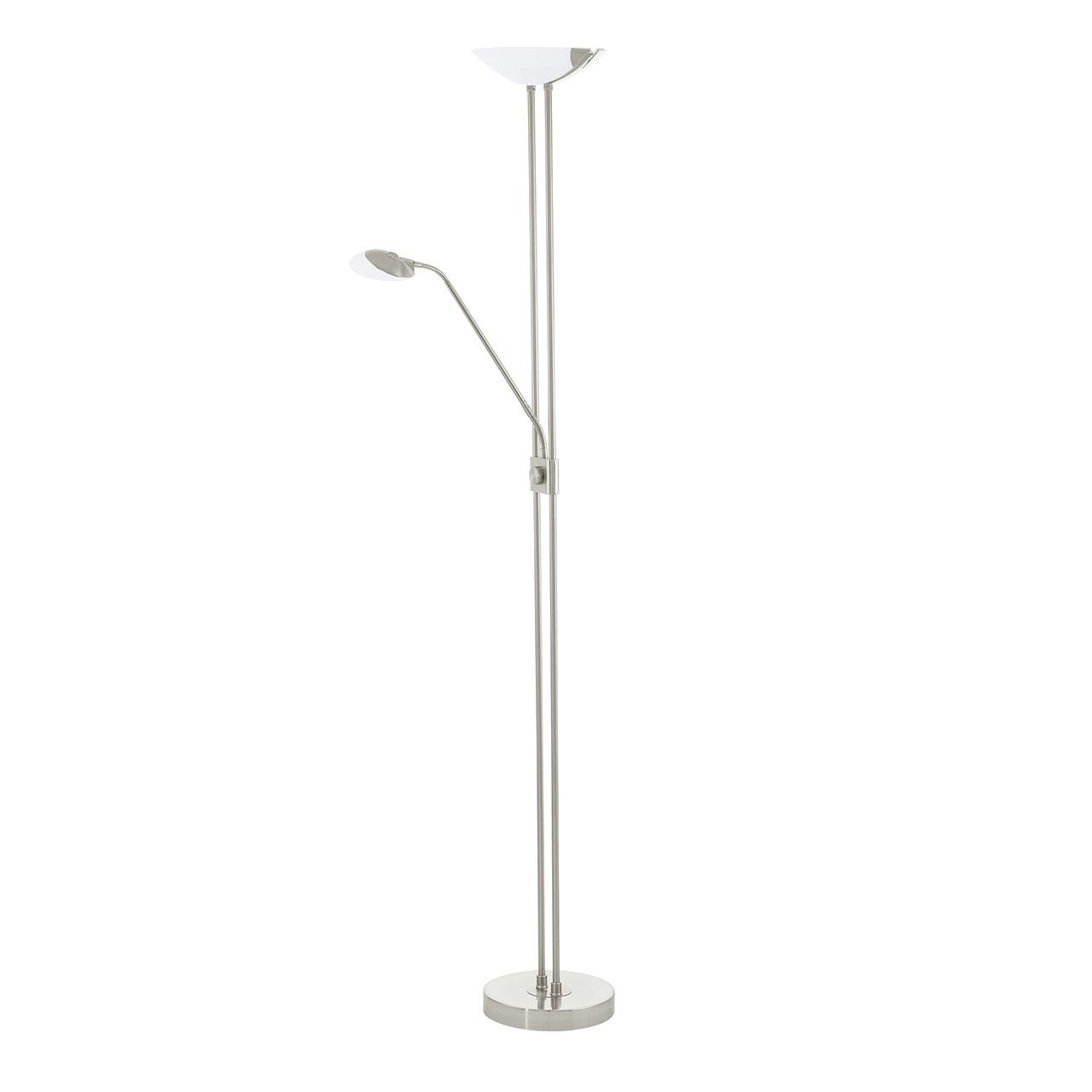 Напольный светильник Eglo, LED, 20 Вт торшер eglo baya 85976