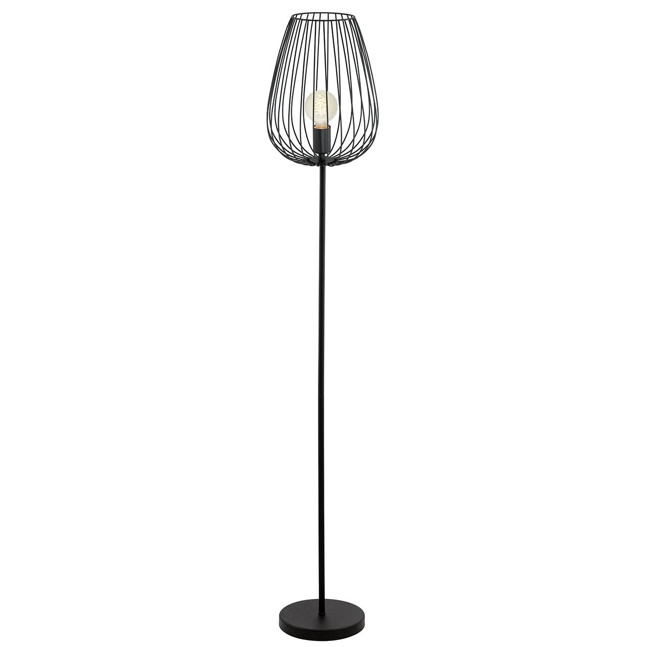Торшер Eglo Newtown 49474 настольная лампа eglo newtown 49481