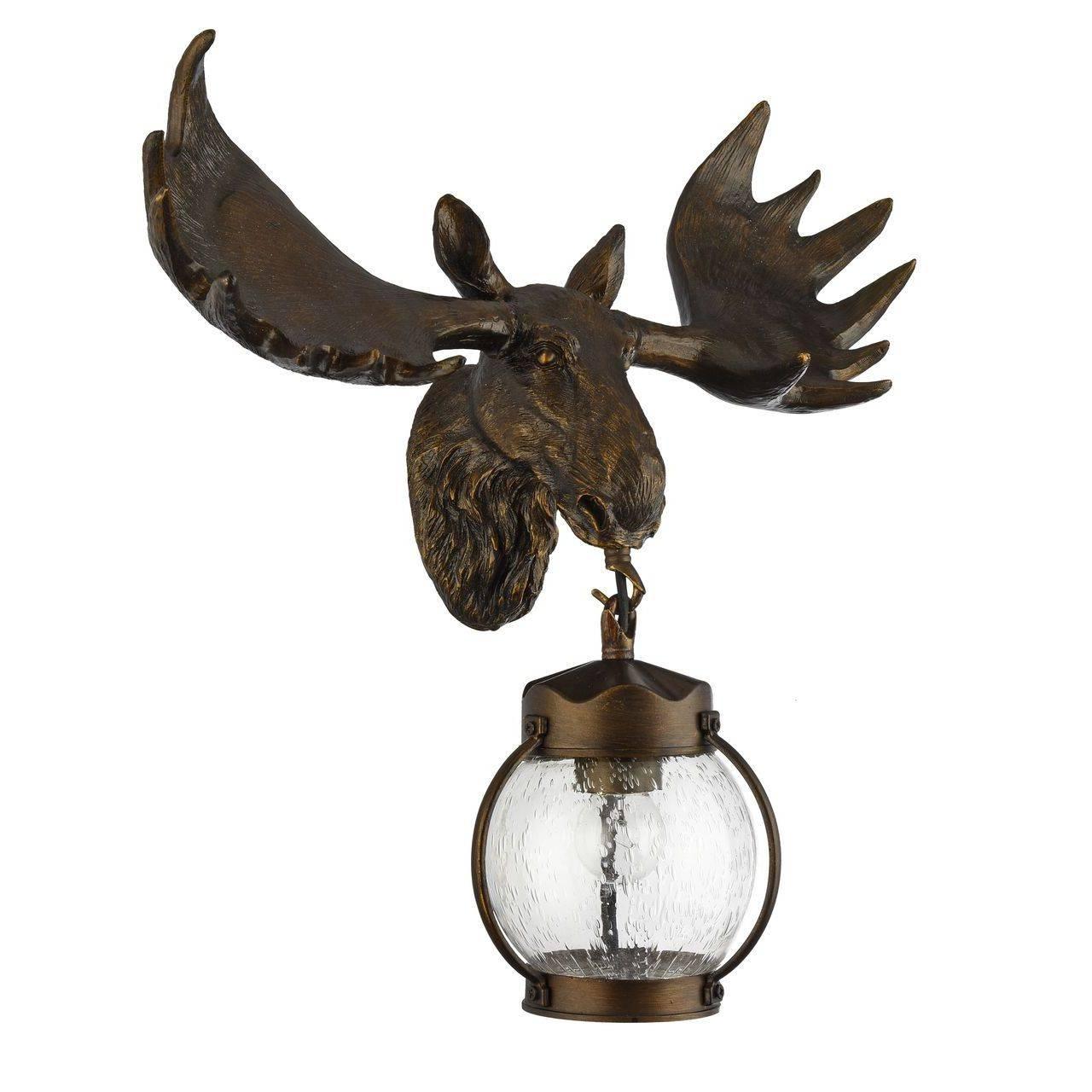 Уличный настенный светильник Favourite Hunt 1848-1W все цены