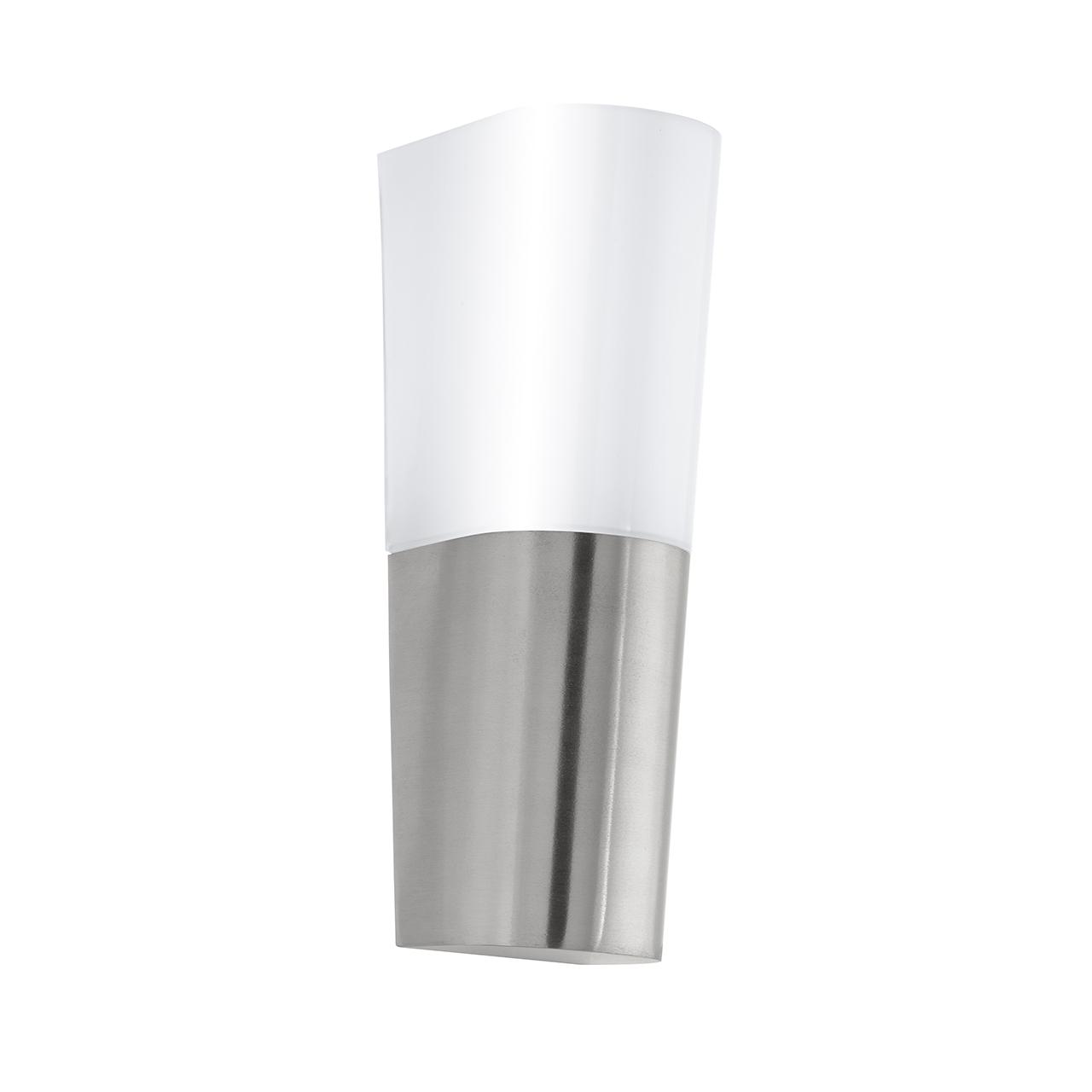 все цены на Уличный настенный светодиодный светильник Eglo Covale 96015 онлайн