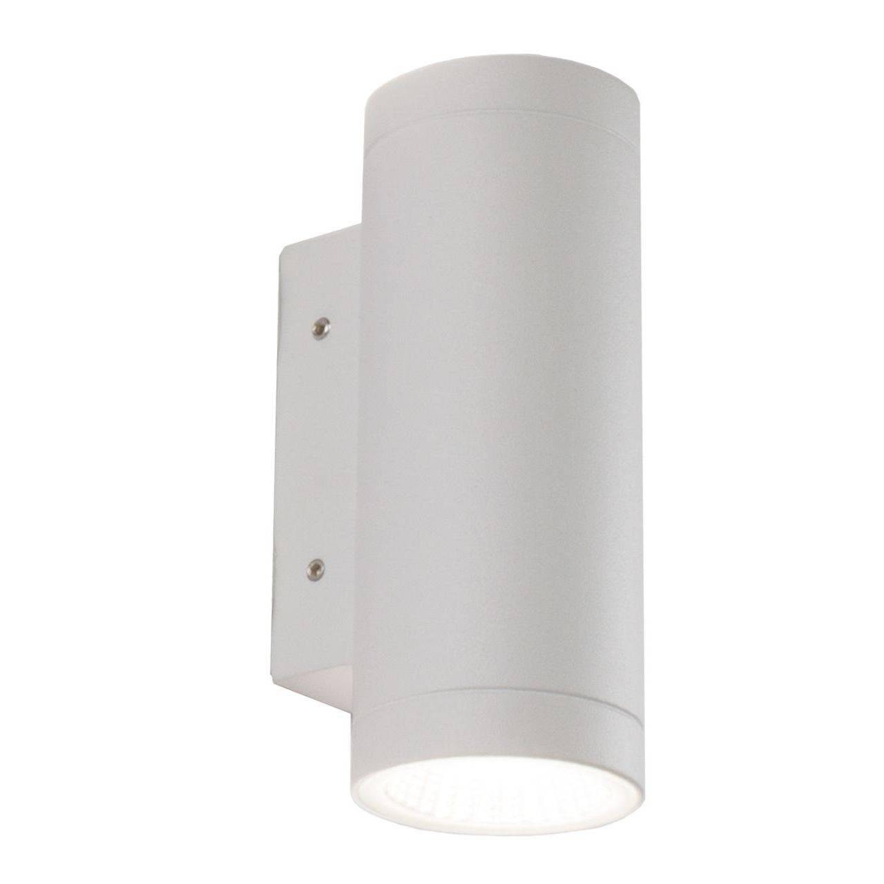 купить Уличный настенный светодиодный светильник Favourite Flicker 1828-2W по цене 5170 рублей