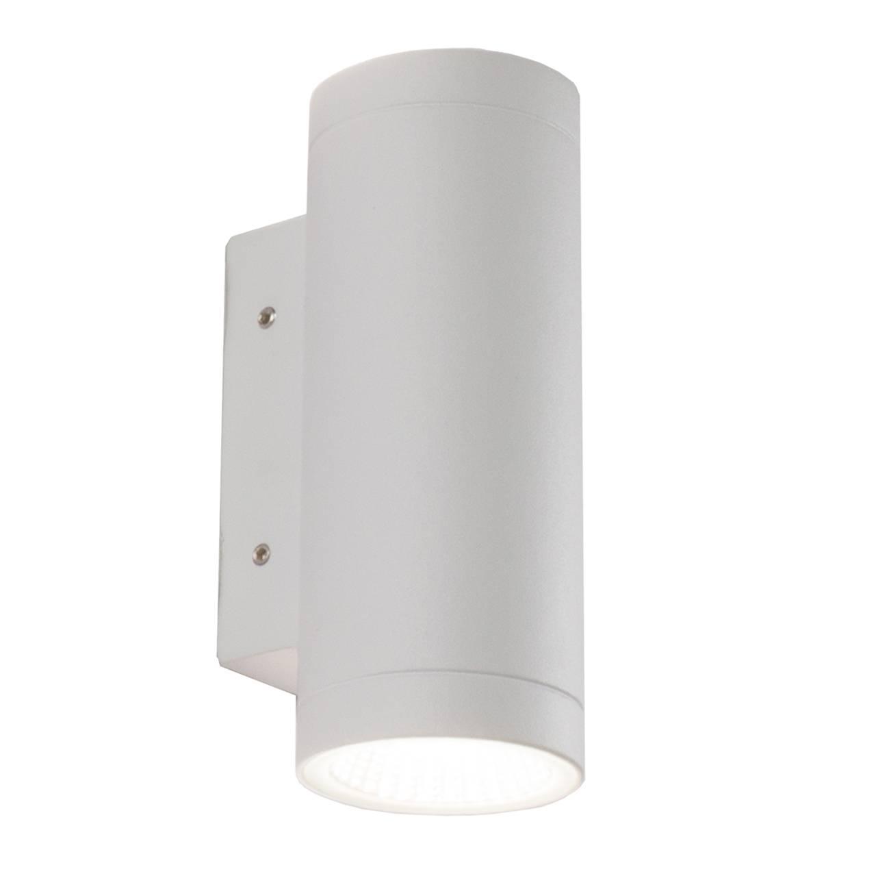 купить Уличный настенный светодиодный светильник Favourite Flicker 1829-2W по цене 3630 рублей