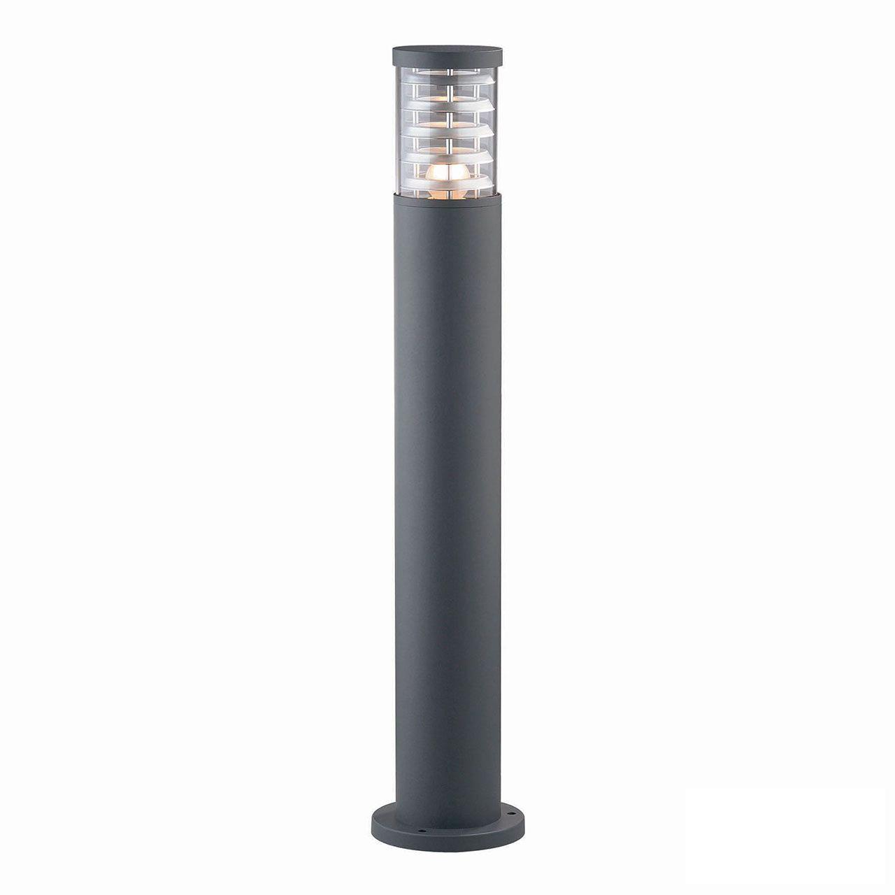 Фото - Напольный светильник Ideal Lux, E27 уличный светильник ideal lux bamboo antracite bamboo pt1 big antracite
