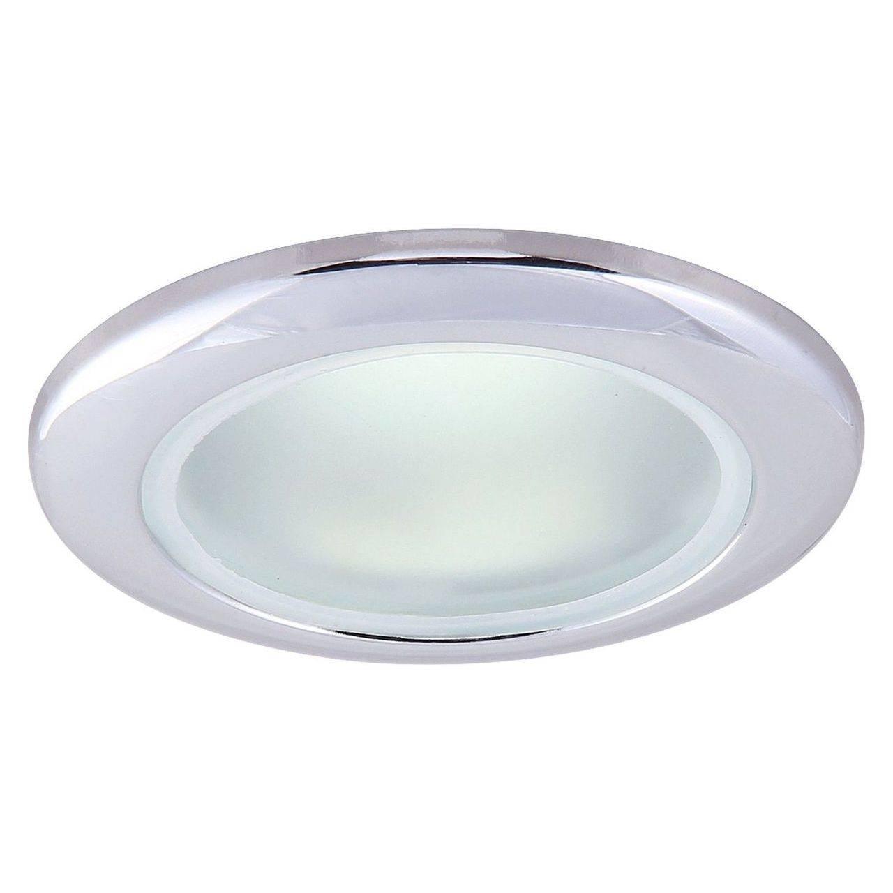 Встраиваемый светильник Arte Lamp Aqua A2024PL-1CC светильник для влажных помещений arte lamp aqua a2944ap 1cc