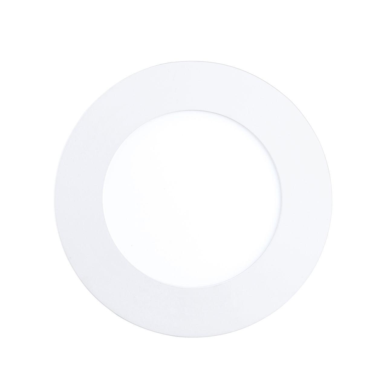 Встраиваемый светильник Eglo Fueva 1 94048 встраиваемый светильник eglo 94402 желтый