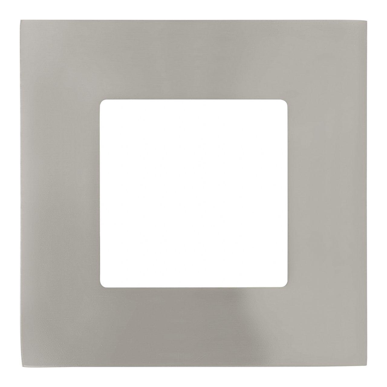 Встраиваемый светильник Eglo, LED, 9 Вт встраиваемый светильник eglo fueva 1 94735