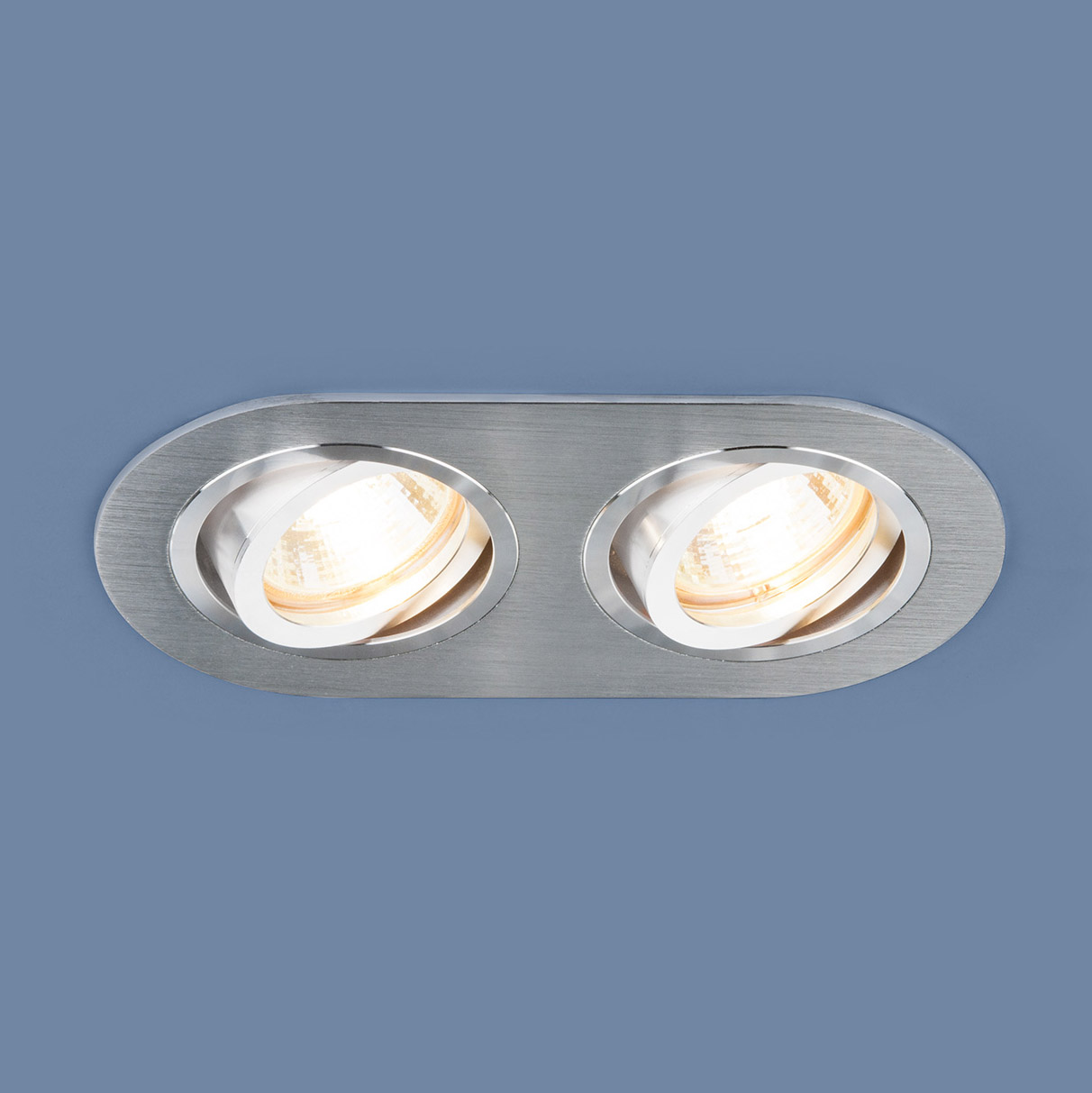 Встраиваемый светильник Elektrostandard, G5.3, 100 Вт встраиваемый светильник elektrostandard 1061 1 mr16 sl серебро 4690389095498