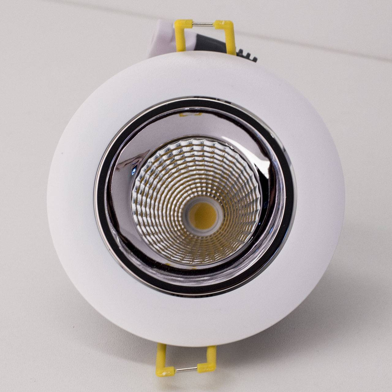 Встраиваемый светильник CITILUX, LED, 7 Вт