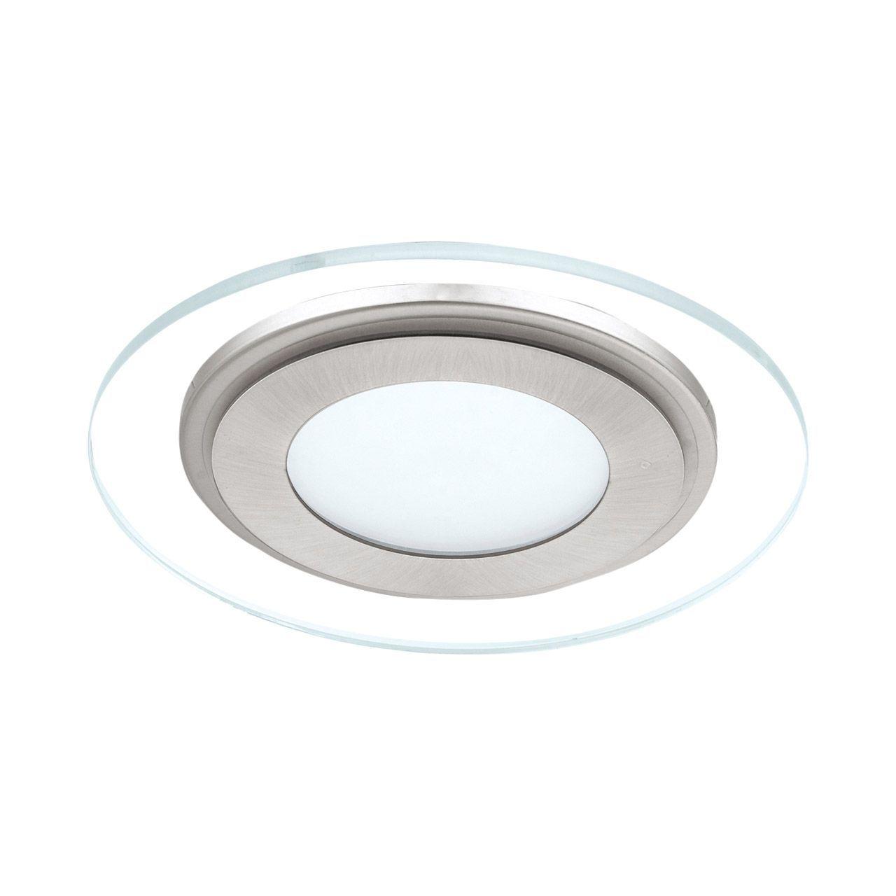 Встраиваемый светодиодный светильник Eglo Pineda 1 95932 встраиваемый светодиодный светильник eglo pineda 95868