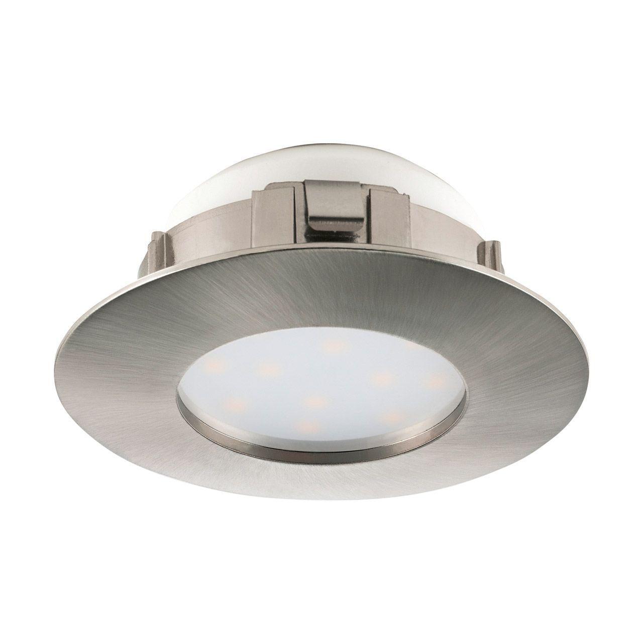 Встраиваемый светодиодный светильник Eglo Pineda 95806 встраиваемый светодиодный светильник eglo pineda 95868