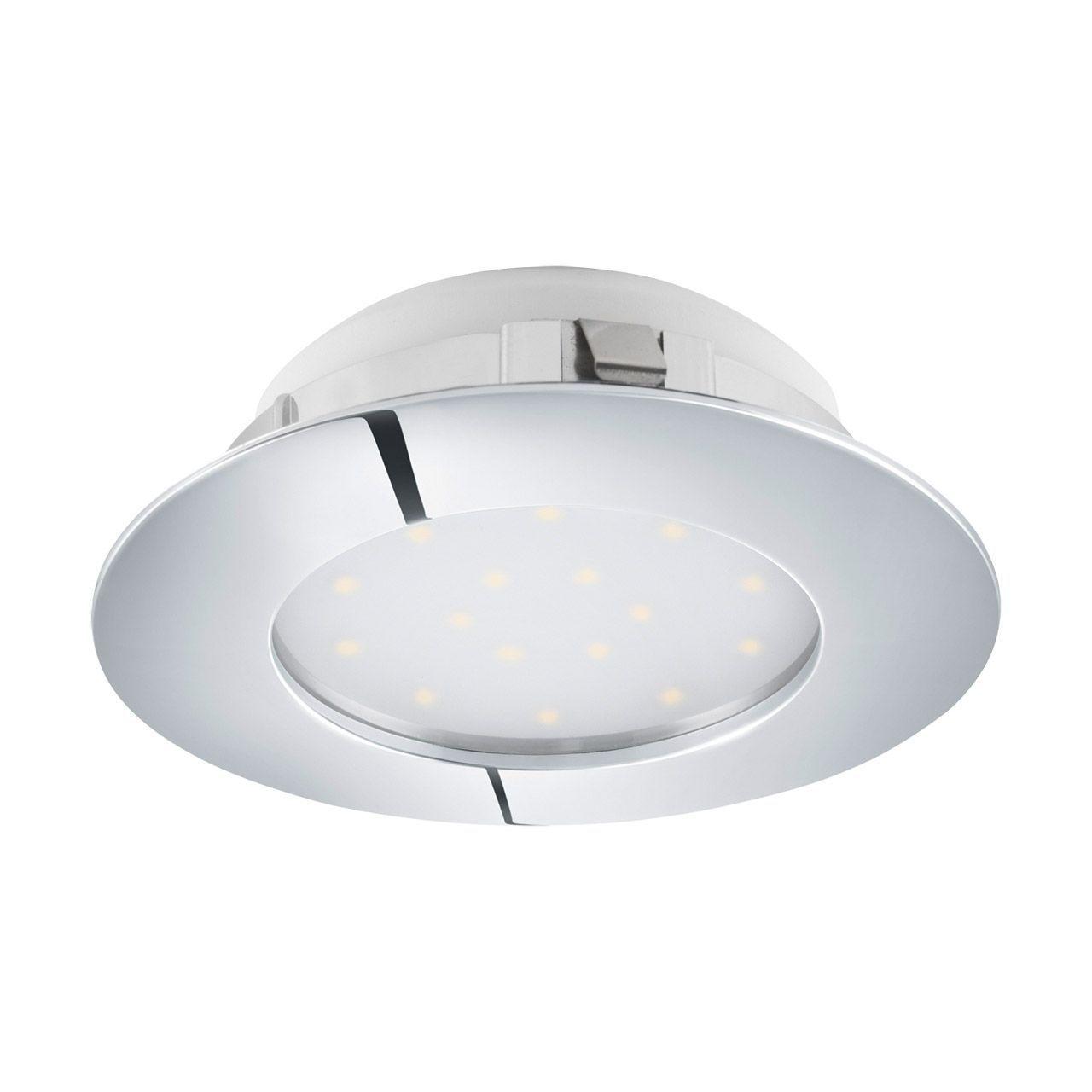 Встраиваемый светодиодный светильник Eglo Pineda 95868 встраиваемый светодиодный светильник eglo pineda 95868