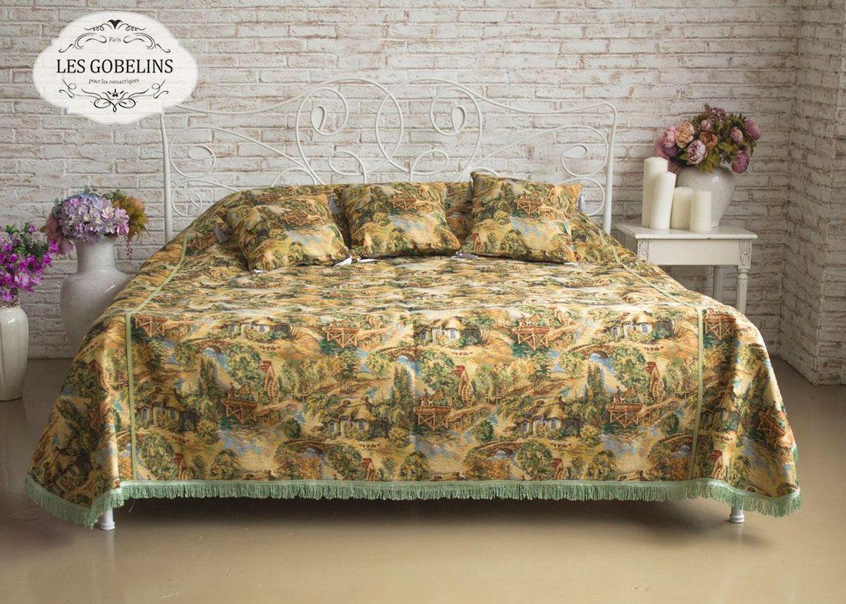 Покрывало на кровать Les Gobelins Provence, 150 х 220 см покрывало на кресло les gobelins provence 50 х 120 см