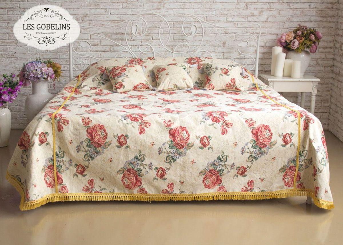 Покрывало на кровать Les Gobelins Cleopatra, 240 х 260 см покрывало на кресло les gobelins cleopatra 50 х 120 см