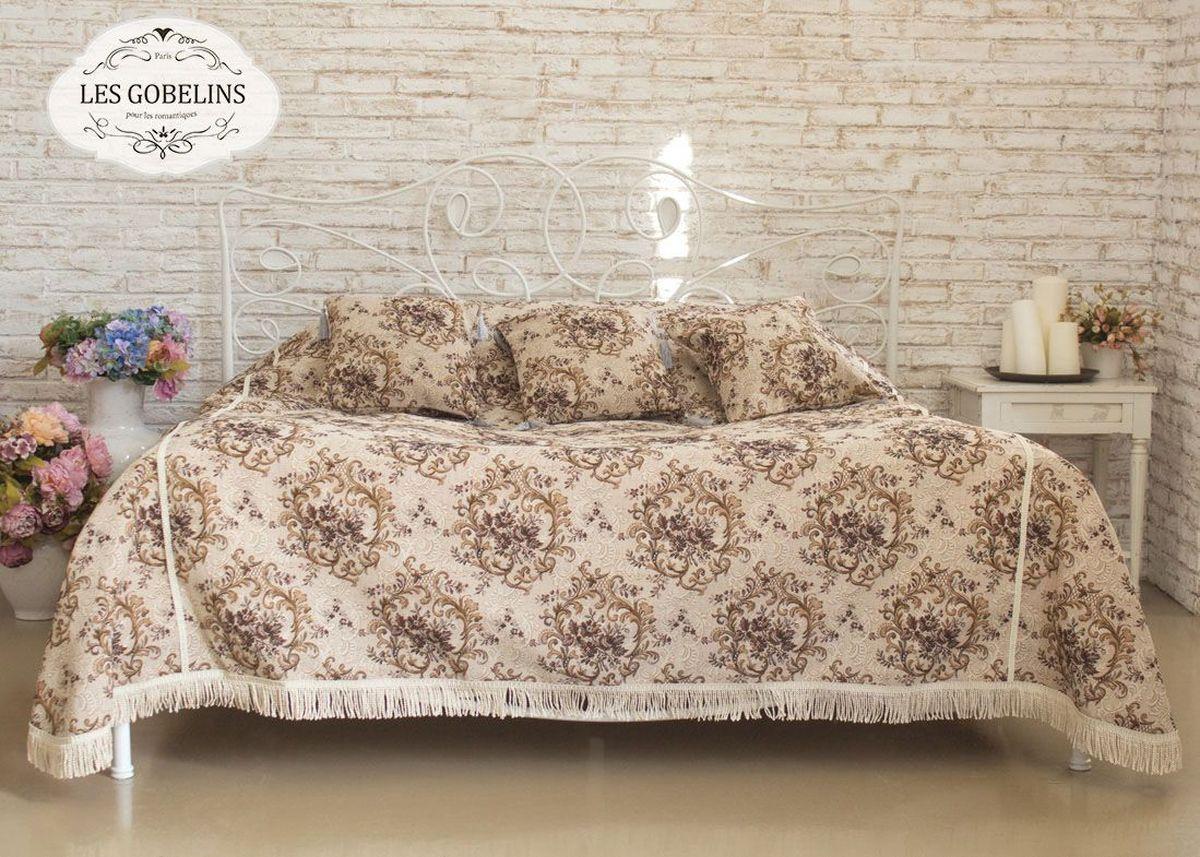 Покрывало на кровать Les Gobelins Francais, 260 х 240 см покрывало на кресло les gobelins cleopatra 50 х 120 см