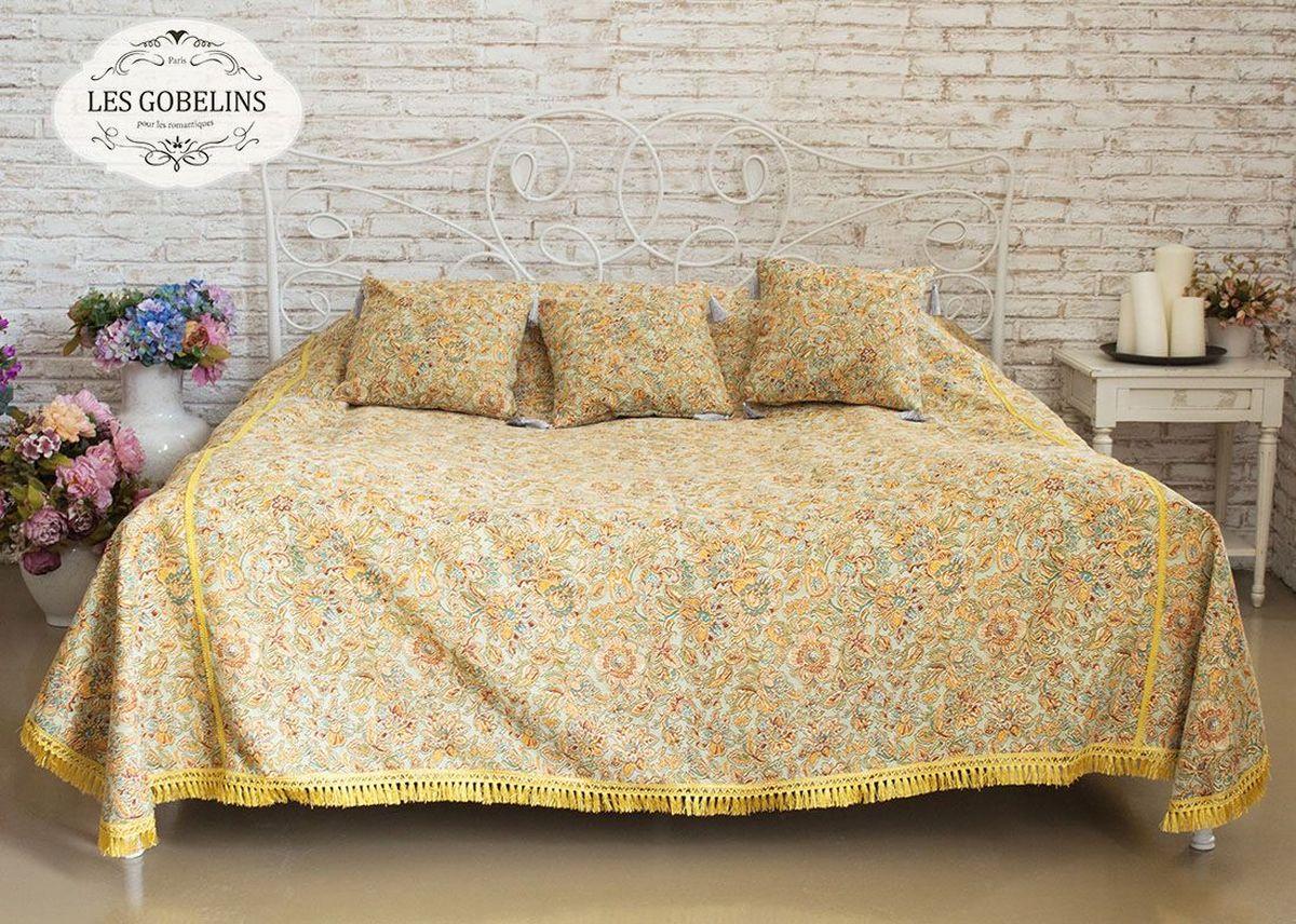 Покрывало на кровать Les Gobelins Vitrail De Printemps, 150 х 220 см цена