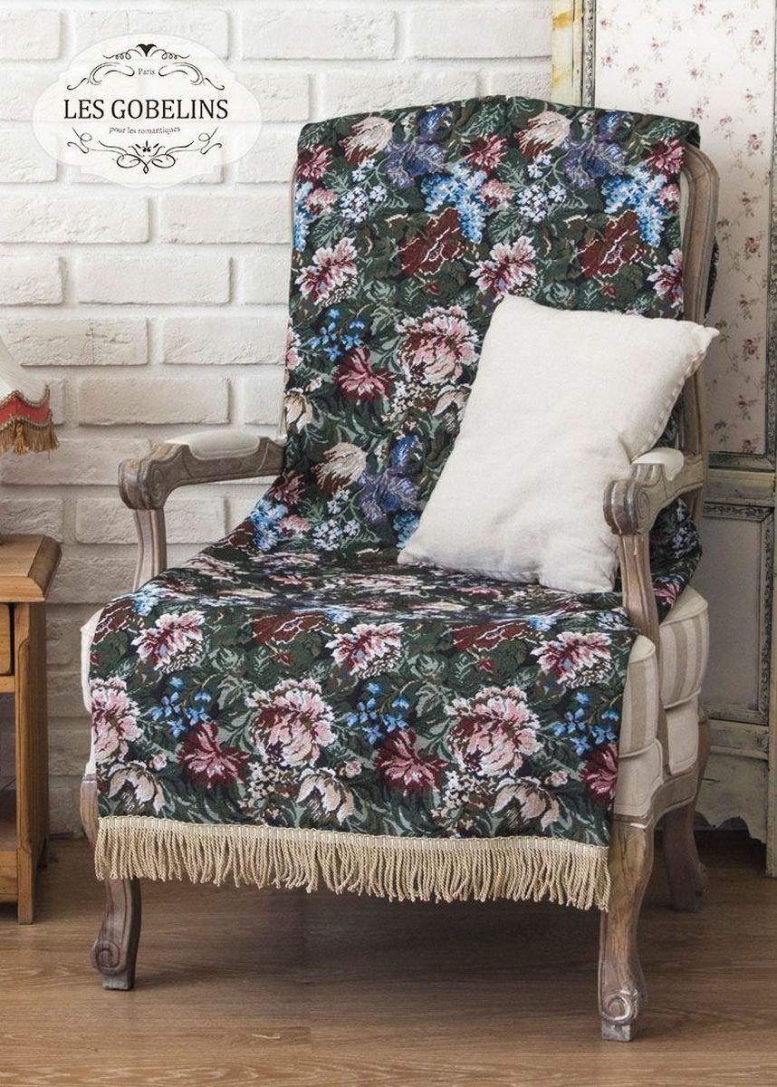 Покрывало на кресло Les Gobelins Jardin D'Amerique, 50 х 120 см покрывало на кресло les gobelins fleurs de jardin 50 х 120 см