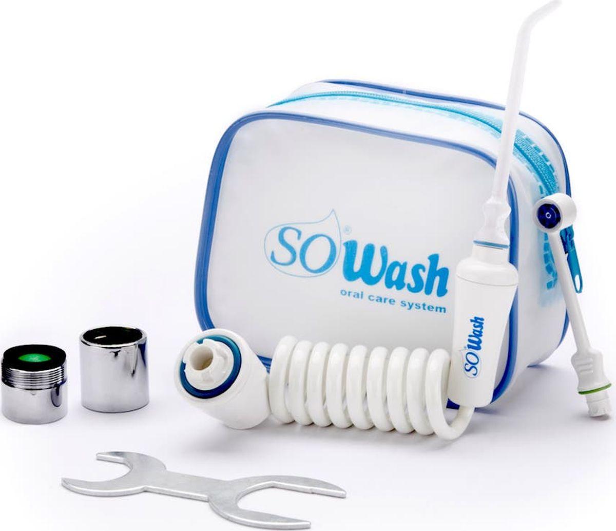 Ирригатор SoWash Стандарт Hydro-Pulser + Hydrojet аксессуар назальная насадка sowash sinus