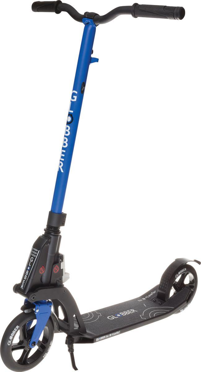 Самокат Globber One K180, цвет: синий. 499-182 самокат для взрослых crisp evolution для трюков 7
