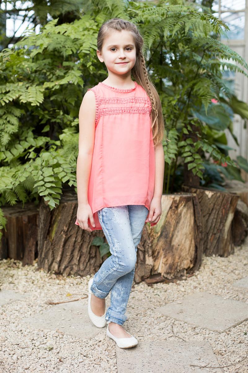 Блузка Luminoso luminoso брюки для девочки luminoso