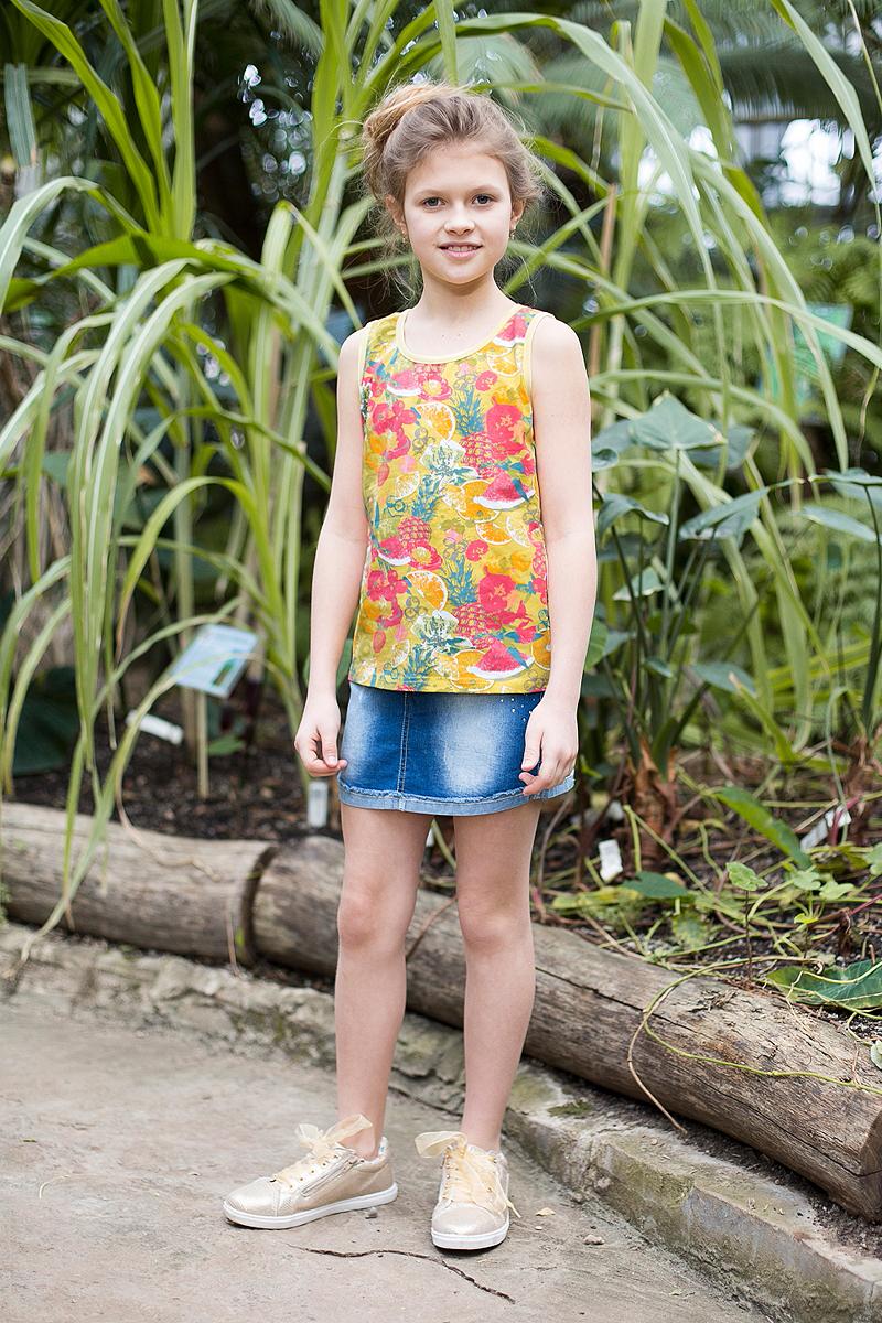 Юбка Luminoso luminoso брюки для девочки luminoso
