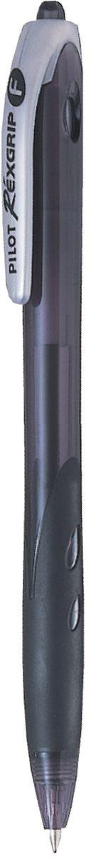 Pilot Ручка шариковая Rexgrip цвет чернил черный 0,7 мм pilot ручка шариковая rexgrip цвет чернил синий 0 5 мм