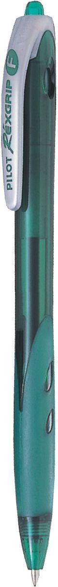 Pilot Ручка шариковая Rexgrip цвет чернил зеленый 0,7 мм pilot ручка шариковая rexgrip цвет чернил синий 0 5 мм