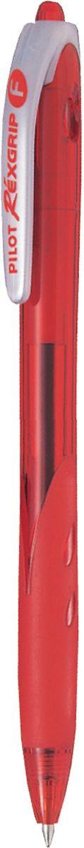 Pilot Ручка шариковая Rexgrip цвет чернил красный 0,7 мм ручка шарик everest пластик полупрозрачн корпус масляные чернила 0 5мм красная пакет