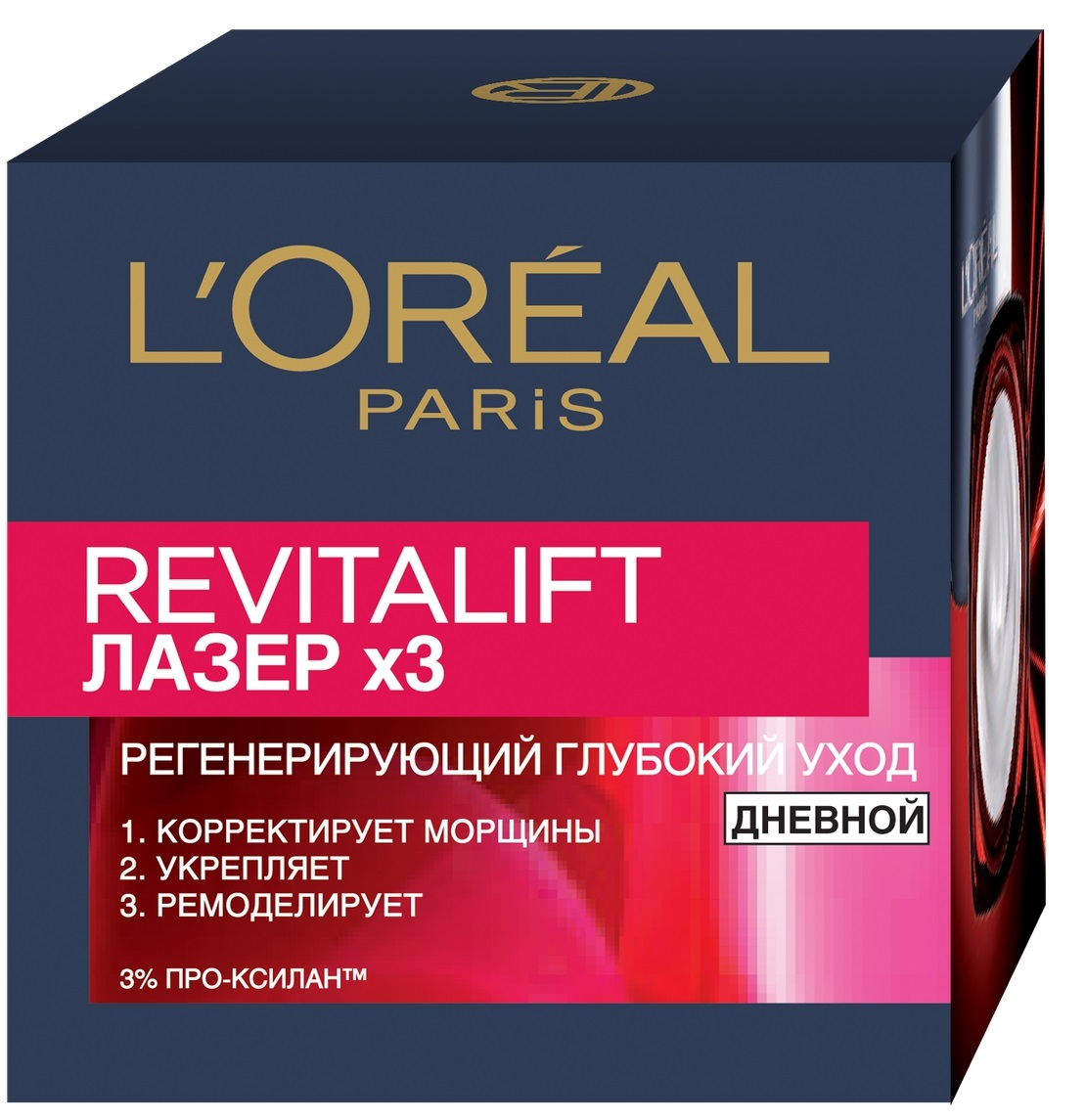 """<b>L'Oreal</b> Paris Дневной антивозрастной <b>крем</b> """"<b>Ревиталифт</b> Лазер ..."""
