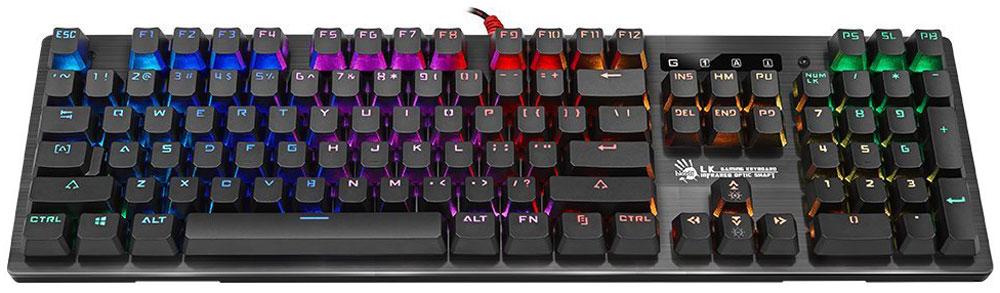 Игровая клавиатура A4Tech Bloody B820R, Black