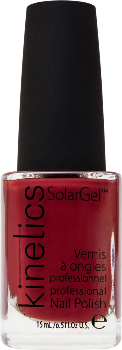 Kinetics Профессиональный лак SolarGel Polish, 15 мл, тон 151 kinetics 381 лак профессиональный для ногтей solargel polish 15 мл