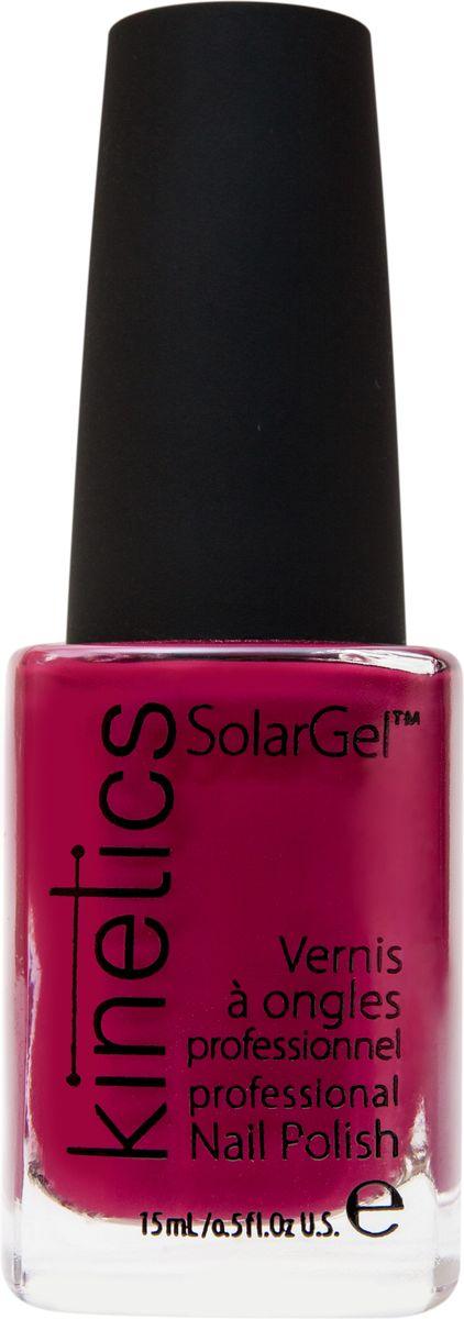 Kinetics Профессиональный лак SolarGel Polish, 15 мл, тон 191 kinetics 195 лак профессиональный для ногтей solargel polish 15мл