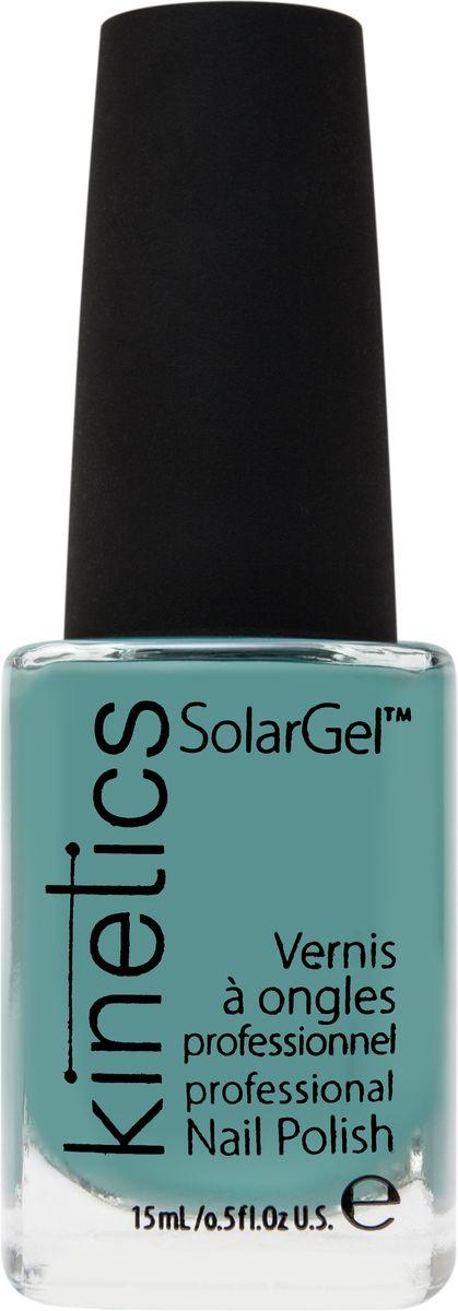 Kinetics Профессиональный лак SolarGel Polish, 15 мл, тон 201 kinetics 381 лак профессиональный для ногтей solargel polish 15 мл
