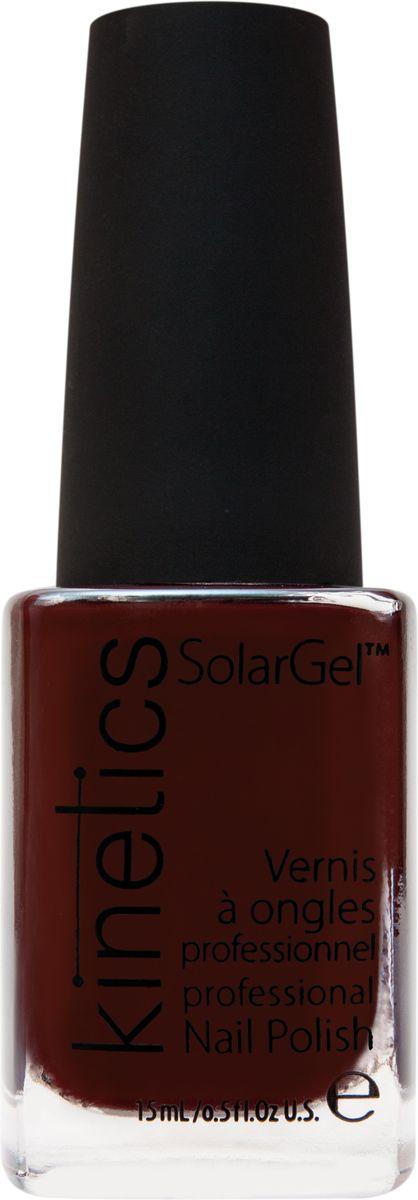 Kinetics Профессиональный лак SolarGel Polish, 15 мл, тон 256 kinetics 195 лак профессиональный для ногтей solargel polish 15мл