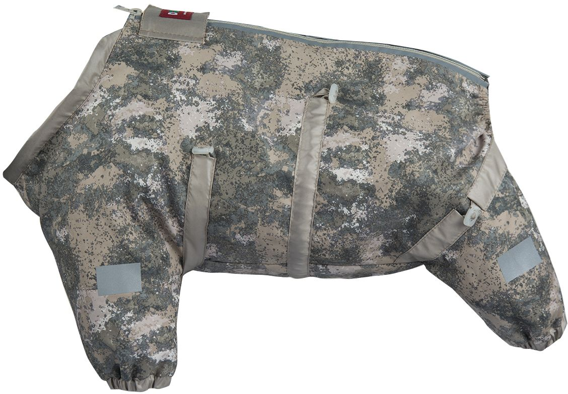 "Комбинезон для собак Dogmoda ""Doggs Active"", для девочки, №42. DM-160309"