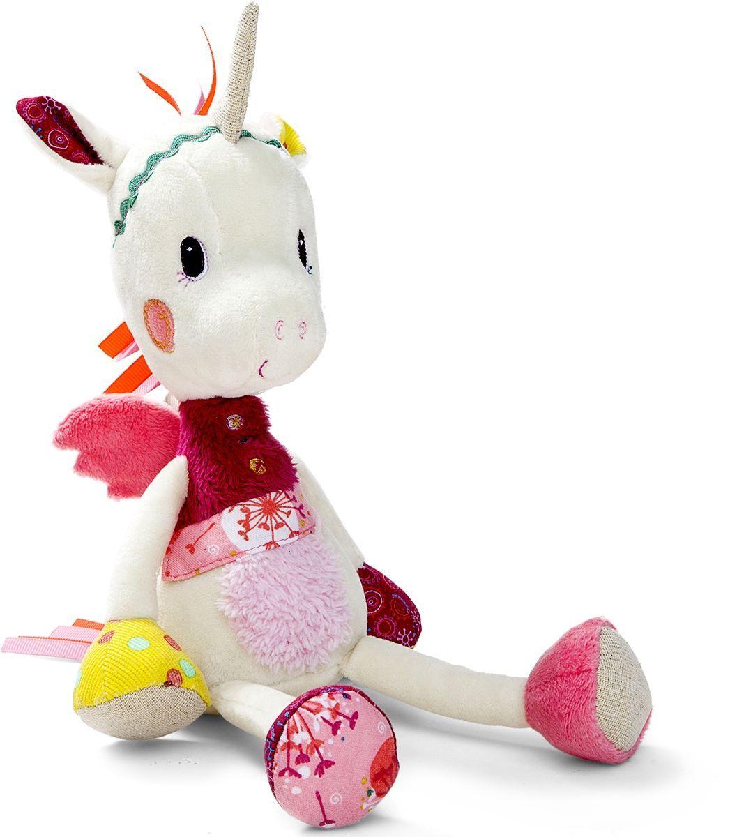 Lilliputiens Мягкая игрушка Единорожка Луиза